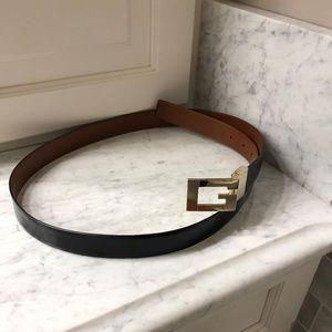 Gucci mens belt